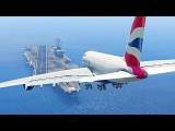 Самый опасный аэропорт глазами пилота
