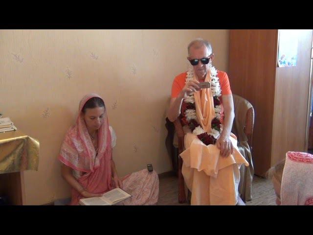 BVV Narasimha Swami, SB 1.2.9 Blagoveshchensk 17.08.2017