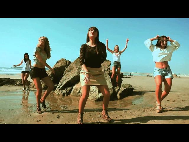 Santamaria - Let's go to Afrika (Official Video)