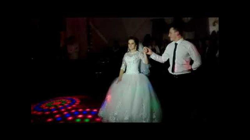 перший танець Тячів хореограф Ольга Роман
