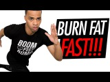 50 Minute EXTREME BODY FAT DESTROYER!!!  Ultimate Calorie Burning HIIT Cardio Workout for Fat Loss
