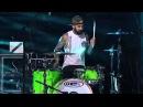 Drum Battle - Travis Barker Vs Rob Bourdon (Linkin Park Live 2014)