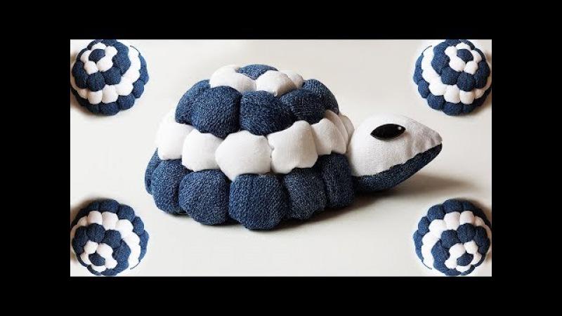 How To Make A Mini Decorative Turtle DIY Crafts Tutorial Декоративная Черепашка Своими Руками