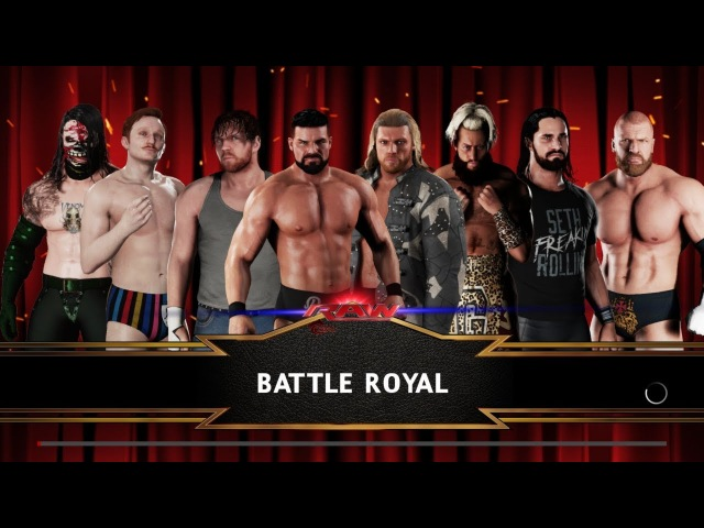 SBW Raw - [Inactive 8-Man Battle Royal][Losers will be FIRED from SBW]