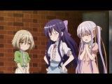 Tenshi no 3P! 10 серия русская озвучка Mutsuko Air / Ангельское трио 10 / А вот и три ангела!