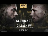 Cody Garbrandt vs TJ Dillashaw  Blood will be shed  Promo 2017