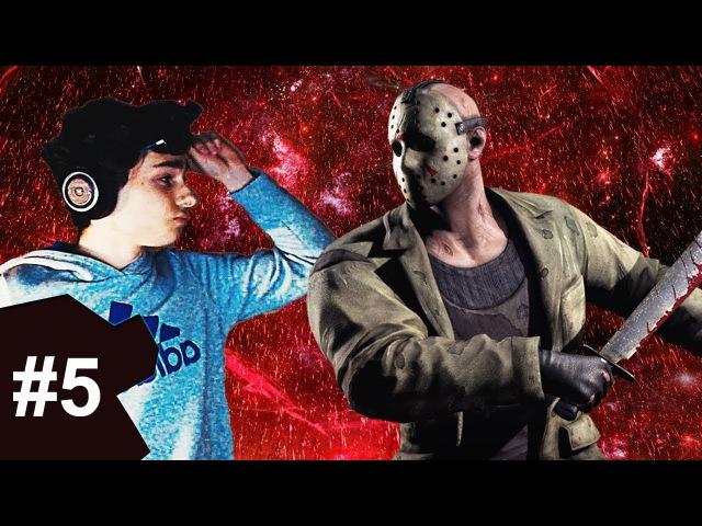 Пятница 13 / Friday the 13th 5 | Dolphey | Youranus | Юранус