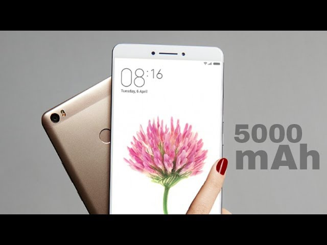 5 Best Smartphones with 5000 mAh Battery