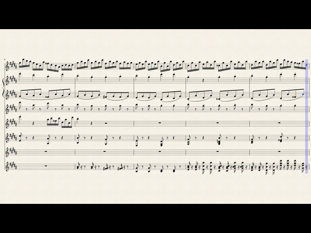 Росинки (С. Майкапар) - аранж С. Гертрудовича