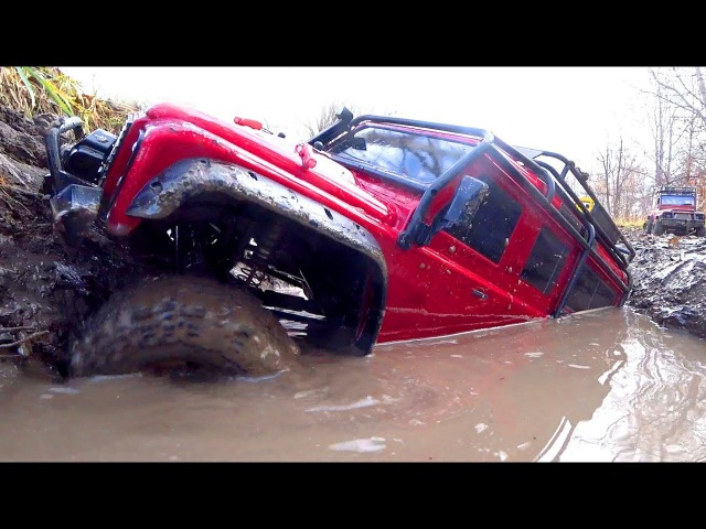 RC Trucks MUD Racing 4x4 — Traxxas TRX4, Axial SCX10, WlToys 10428 — RC Extreme Pictures