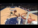 NBA 2K18: Jason Kidd's No-Look Pass to Kenyon Martin (NBA Action)
