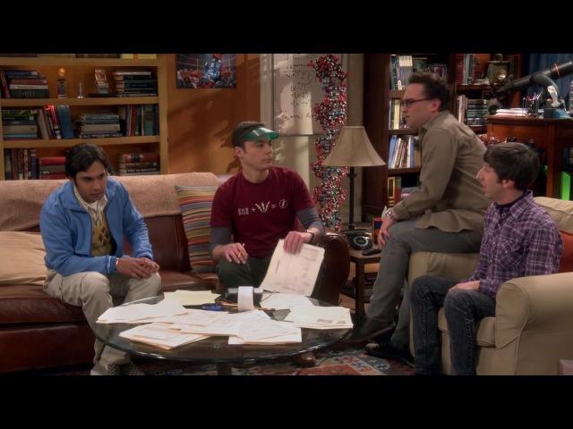 Теория большого взрыва | The Big Bang Theory | Сезон: 10 | Эпизод: 17 | The Comic-Con Conundrum | Кураж - Бомбей
