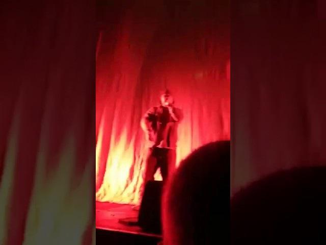 Skinny Al Live Columbiahalle Berlin 2016