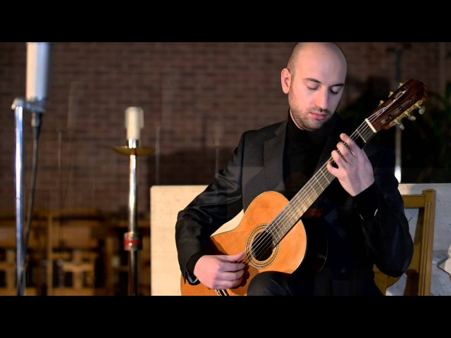 Emanuele Buono Guitar Recital: Omaggio a Boccherini - IV. Vivo ed energico [Naxos 8.573362]