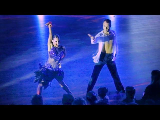 Franco Formica - Anna Melnikova | Adriatic Pearl Dubrovnik 2017 - Show Dance Samba