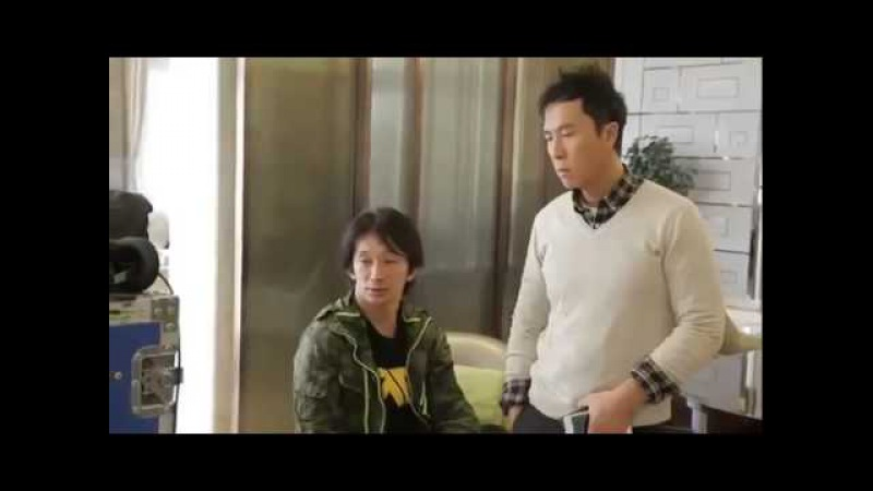 DONNIE YEN Commercial 2015 - Behind the scene