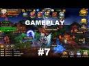Dynasty Blades 7 Прохождение Gameplay iOS/Android Классная ММОRPG для мобильных устройств