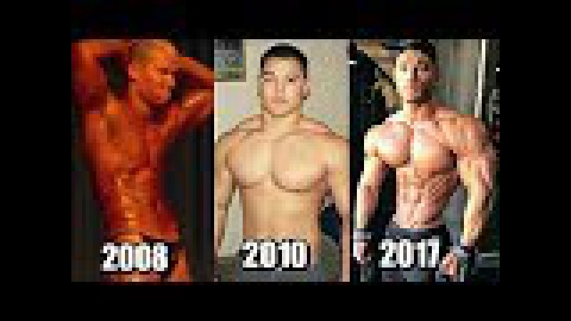 Jeremy Buendia Incredible Body Transformation (2008-2018) | MOTIVATION