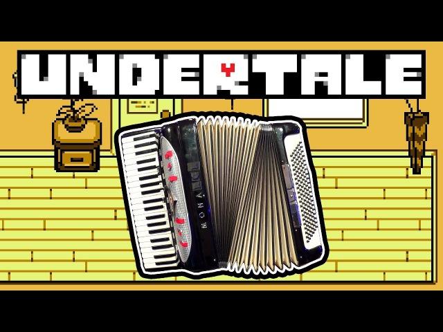 Home (UNDERTALE) []\/\/\[] Jackson Parodi, accordion