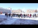 Флеш-моб от школьников Новокуйбышевска к Дню рождения города!
