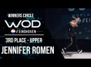 JENNIFER ROMEN | 3rd Place Upper | World of Dance Eindhoven Qualifier 2017 | WODEIN17
