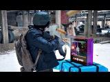 Игра PUBG в реальной жизни и пк за 250000 рублей | ПК PLANBGAMES Invasion Labs | PUBG Live Action