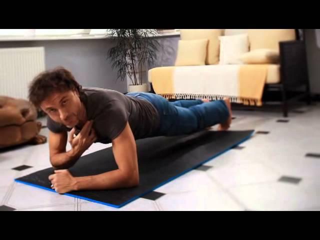Здоровая спина за 3 минуты в день