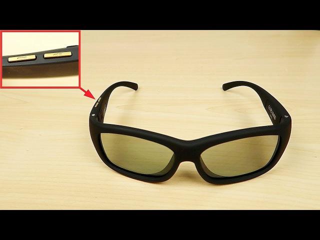 Прикольные очки с регулировкой затемнения из Китая! Посылка с Алиэкспресс. Расп ...