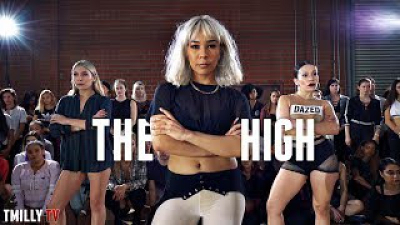 Kelela - THE HIGH - Choreography by Galen Hooks - Filmed by Tim Milgram - TMillyTV Dance