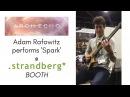 Adam Rafowitz (Arch Echo) Plays 'Spark' .strandberg* Booth @ NAMM 2018 (Progressive Metal Djent)