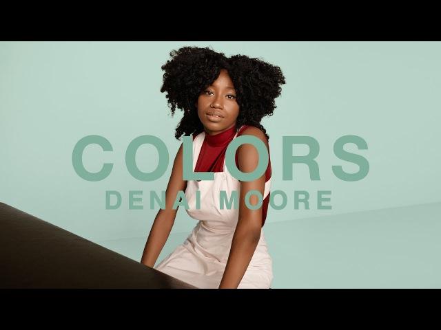 Denai Moore - Does It Get Easier?   A COLORS SHOW
