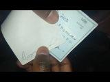 Флойд Мэйвезер продемонстрировал чек на 100 миллионов долларов akjql v'qdtpth ghjltvjycnhbhjdfk xtr yf 100 vbkkbjyjd ljkkfhjd