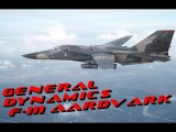 General Dynamics F-111 Aardvark Tactical bomber
