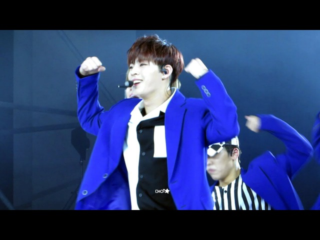180212 • 온앤오프 (ONF) - Difficult • WDC: OLYM-POP Festival • Hyojin