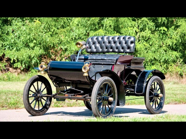 Oldsmobile Model B Curved Dash Runabout '1905