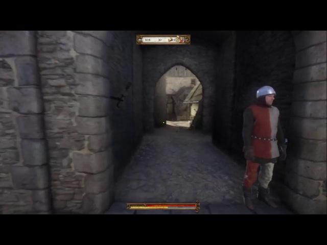 Прохождение: Kingdom Come Deliverance - Часть 2 Тальмберг
