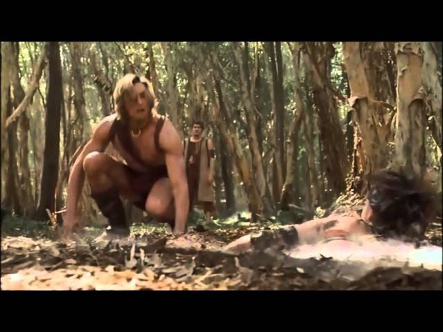 The beastmaster. tv show. The disposessed Quicksand scene.