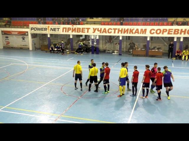 Первая лига.4-й тур. Реактив-АРГОС-Д 7-2