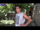 Рассказ местного жителя с поселка Новосветловка о том, как солдат нацгвардии пытался износиловать ег