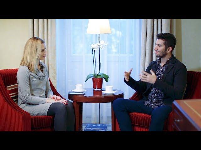 Что такое просветление - Интервью с Артуром Сита, Вильнюс 22.12.2017
