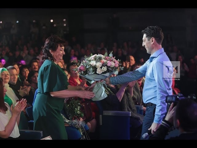 Фирдус Тямаев - Үбим әле әнкәй кулларыннан (Full HD)