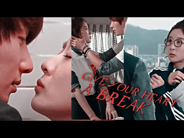 Flower boy ramyun shop MV | give your heart a break