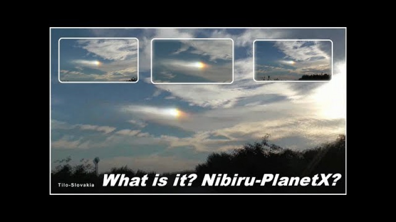What is it? Nibiru-PlanetX?
