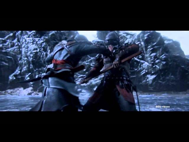 Assassin's Creed - Audiomachine - Berserker [GMV - NaGa (DTS-videos)]