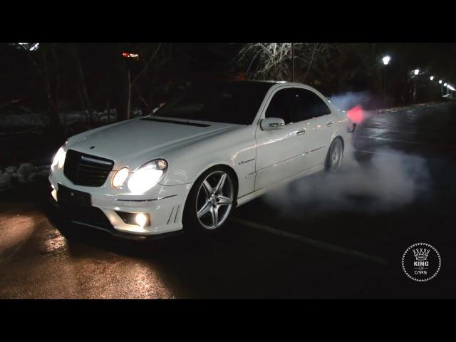 StaFFорд63 - Салам пацанам l Mercedes Benz AMG w211