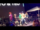 Ayo Teo x The Future Kingz Full Performance Mask Off Live