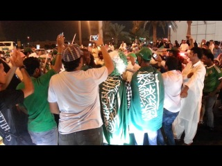 Saudi National Day 20 17 First Time Open Concert In Riyadh With Dj (2)
