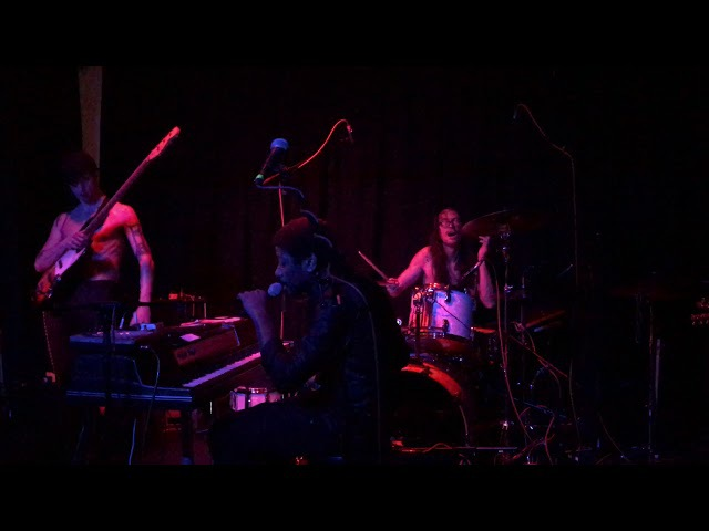 Algiers The Cycle The Spiral Time to Go Down Slowly Live at The Grand Social Dublin 02 12 2017