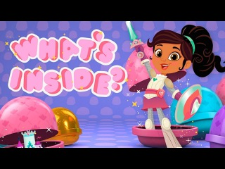 Nella the Princess Knight What's Inside Funny Games TV