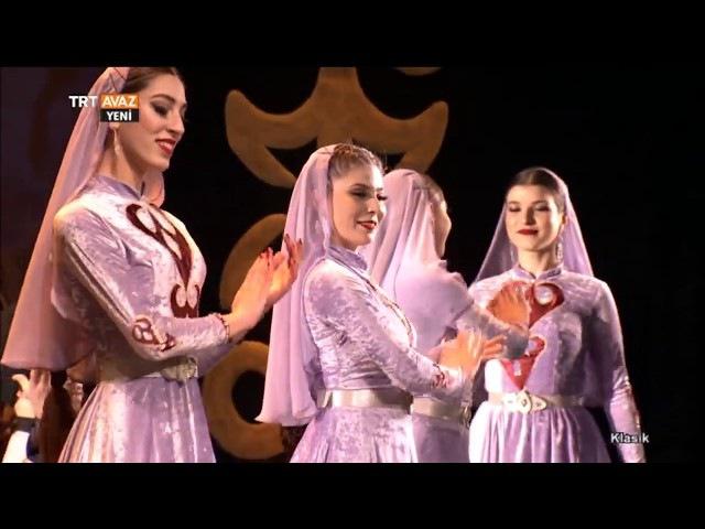 Kafkas Dansları - Klasik - Çerkes - TRT Avaz